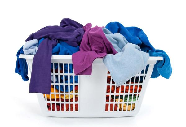 شستشوی لباس ها